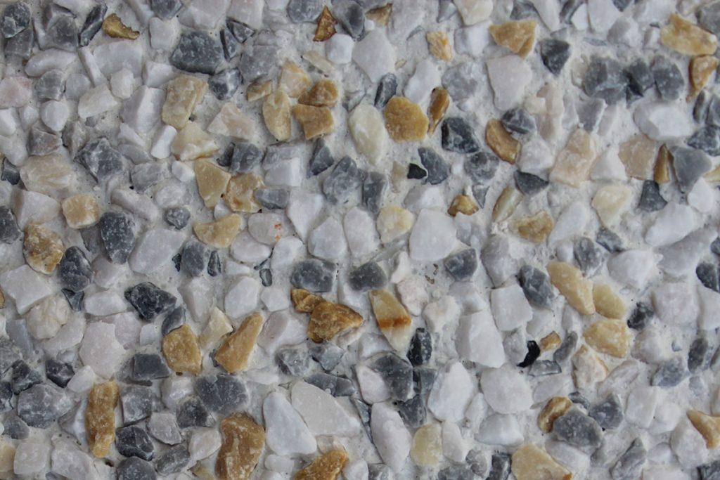 granilha na decoração