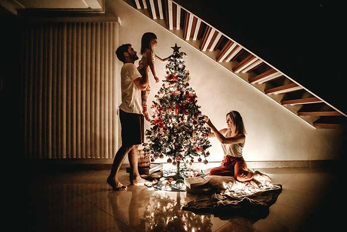 ideias para decoração de natal.