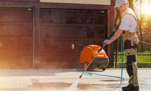 manutenção do piso fulget