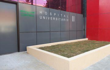 O Hospital Universitário foi uma das obras da Conspem