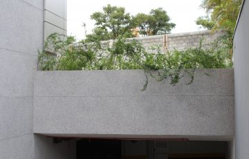 Revestimento Fulget em edifício.