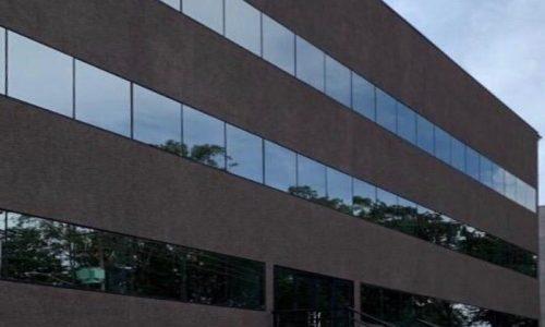 fulget na fachada