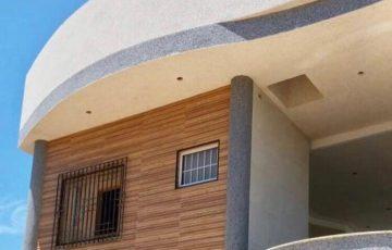 Revestimento Fulget em casa residencial.