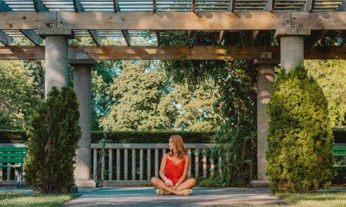 como montar um espaço zen