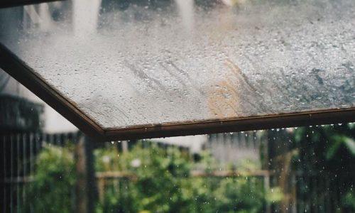 período de chuvas